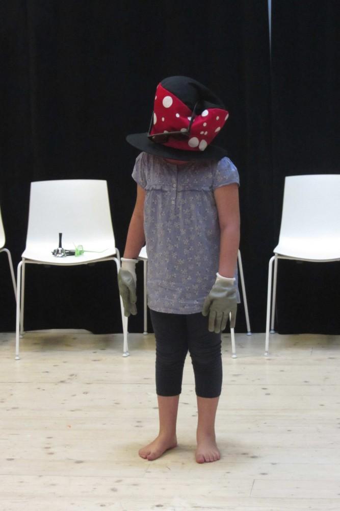 ISOLA KIDS FESTIVAL - Laboratorio TAM TAM - Teatro Arte e Musica - parte teatro